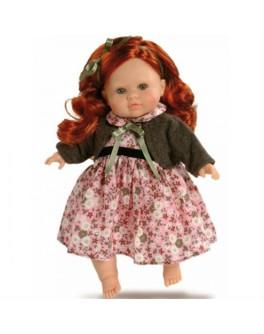 Кукла мягконабивная Пелироя (37508) 36 см без коробки Paola Reina - kklab 37508