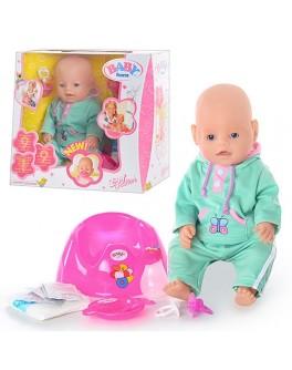 Пупс Baby Born в ярком костюмчике (BB 8001-A) - mpl BB 8001-A