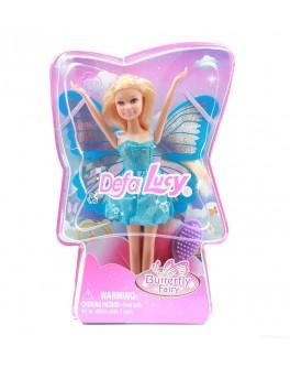 Мини-кукла Defa Lucy Фея Бабочка (8121) - ves 8121