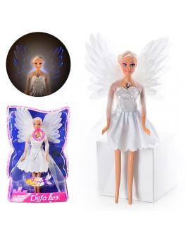 Кукла Defa Lucy Ангел со светящимися крыльями (8219) - gtoys 8219