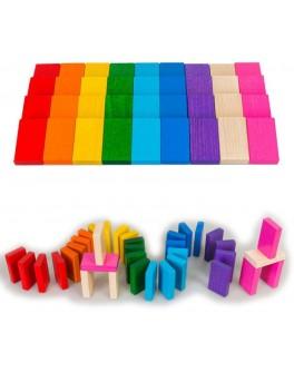 Домино Цветные плашки ТАТО - tato МЗ-003