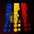 Блоки Дьєнеша навчальна гра ТАТО - tato ПЗ-001