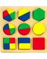 Доски Сегена дидактические игрушки