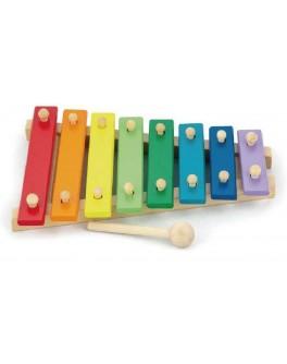 Деревянная игрушка Viga Toys Ксилофон (58771) - afk 58771