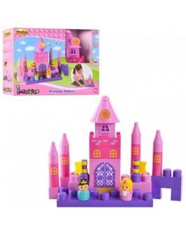 Замок для принцессы конструктор WINFUN 1605 G-NL - mpl 1605 G-NL