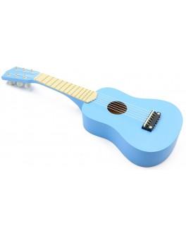 Гитара детская музыкальный инструмент - der 221