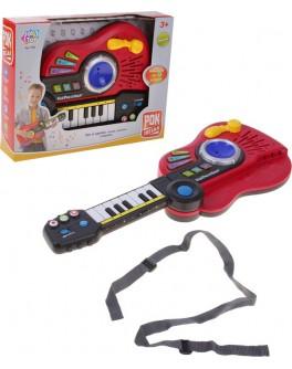 Музыкальная игрушка Гитара 3 в 1 Рок-звезда (7163)