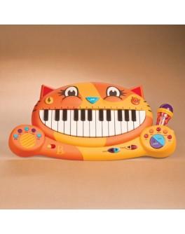 Музыкальная игрушка – пианино КОТОФОН Battat Уценка! Скидка 20% - kds BX1025Z brak