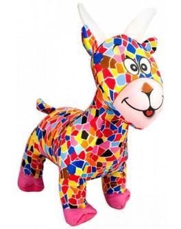 Антистрессовая игрушка Soft Toys Козлик, 30х25 см - ves DT-ST-01-55
