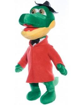 Мягкая игрушка Крокодил Гена, 40 см - ves 00087-3