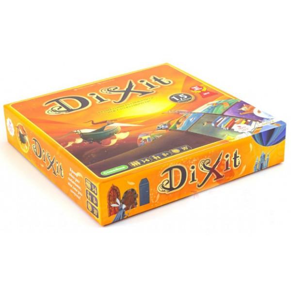 настольная игра диксит Dixit Libellud