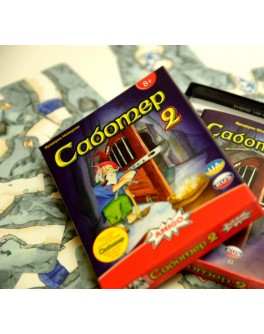 Игра Саботер-2 Гномы вредители - dtg 0731