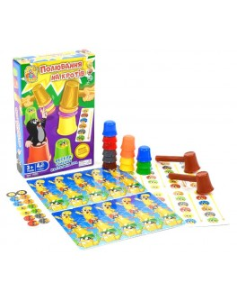 Настольная игра Fun Game Охота на кротов (7072) - igs 7072