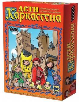 Настольная игра Дети Каркассона (The Kids of Carcassonne) - dtg 1096