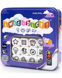 Игра Имаджидайс (Генератор историй) кубики для творческих историй