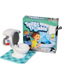 Настольная игра Туалет беда (Toilet trouble)  - mlt 668 (1595665)