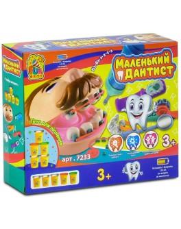 Настольная игра Fun Game Маленький дантист (7233) - igs 64845