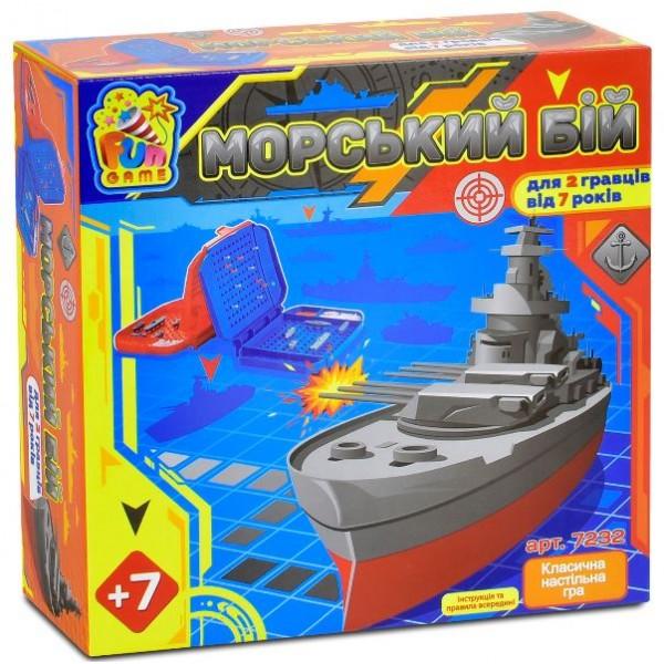 игра Fun Game Морський Бій 7232