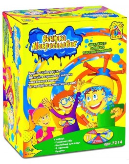 Настольная игра Fun Game Вечірка мокроголових (7214) - igs 63752