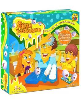 Настольная игра Fun Game Яйце розбиваки (7212) - igs 63769