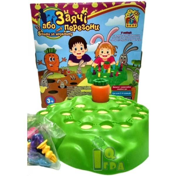 игра Заячі Перегони Fun Game 7229