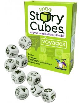 Настольная игра Кубики Историй Рори: Путешествия (Rorys Story Cubes: Voyages)