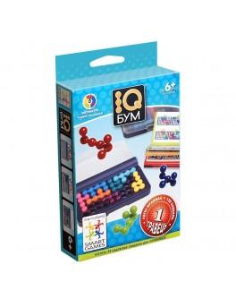 IQ БУМ Дорожная игра Smart Games - BVL SG 423 UKR