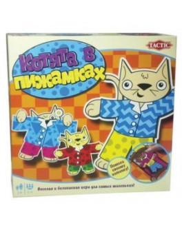 Котята в пижамах Настольная игра - BVL 40530