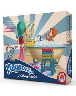 Игра на магнитах Пуская пузыри, Magnetiz