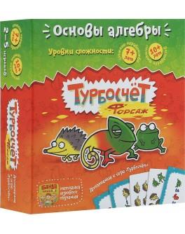 Карточная игра Турбосчёт Форсаж Банда умников - pi УМ007