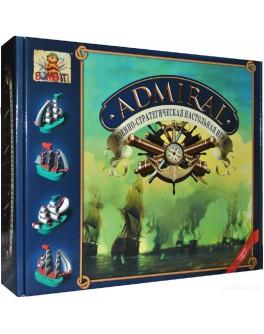 Настольная игра Адмирал (Адмірал) - dtg 1577
