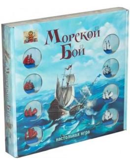 Настольная игра Морской бой - pi 800064