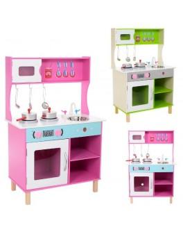Детская кухня из дерева (MD 1209) - mpl MD 1209
