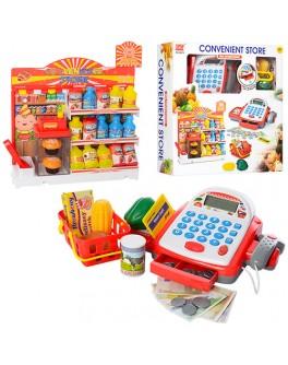 Игровой набор Магазин с кассой и продуктами (6615) - mpl 6615