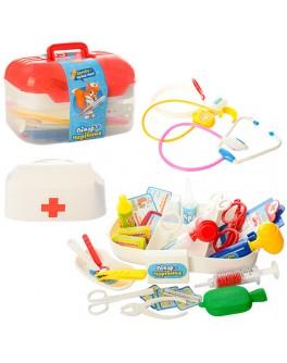 Аксессуары доктора в чемоданчике (М 0460 U/R) - mpl М 0460 U/R