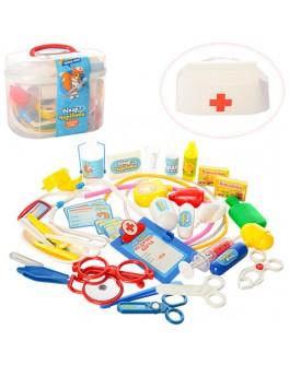 Набор для игры в больницу Чудо аптечка (M 0461 U/R) - mpl M 0461 U/R