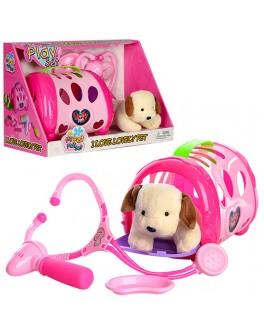 Игровой набор с собачкой - Доктор Ветеринар (633) - mpl 633