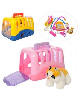 Игровой детский набор Ветеринар с котиком (202) - mpl 202