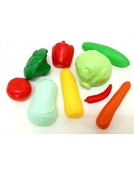 Игровой набор Овощи Kinderway (04-476)
