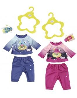 Набор одежды для куклы BABY BORN - ВЕЧЕРНЯЯ ПРОГУЛКА - KDS 824818