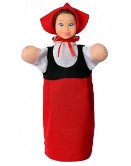 Кукла-рукавичка Красная шапочка - alb B074