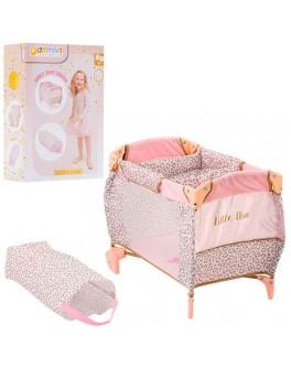 Кровать-манеж для куклы Hauck By Little Diva (D-90186) - mpl D-90186