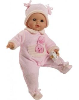 Озвученная кукла Paola Reina Соня в теплой одежде 36 см (08014) - kklab 08014