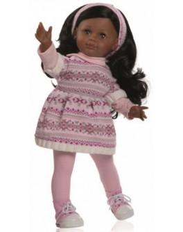 Кукла мягконабивная с каркасом Paola Reina Андреа 47 см (06201) - kklab 06201