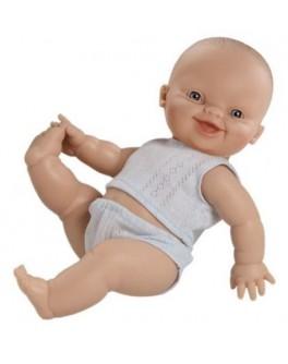 Пупс Paola Reina мальчик в нижнем белье 34 см (34007) - kklab 34007