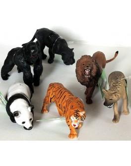 Фигурки диких и домашних животных в ассортименте - mpl 16088AB