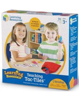 Лото Тактильное цветное Набор 20 шт Learning Resources - ler 9075