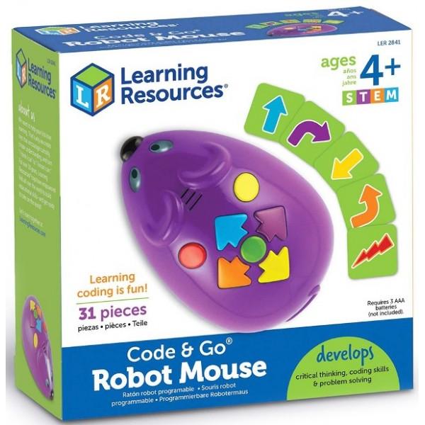 Мышка программируемая игрушка Learning Resources LER2841