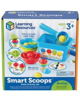 Набор для сортировки Приготовь мороженное Learning Resources LER6315