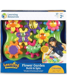 Развивающий набор для игры шестеренки Сад Learning Resources - TFK 0003